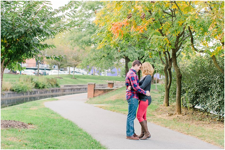 Frederick Maryland,couples,downtown Frederick,engaged,engagement session,engagement shoot,fall engagement session,love,
